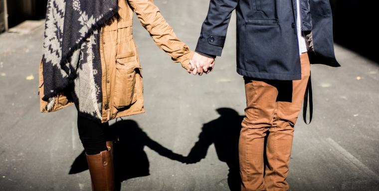 Paar Beziehung